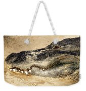 The Great Alligator Weekender Tote Bag