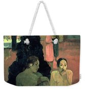 The Great Buddha Weekender Tote Bag
