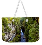 The Great Chasm Weekender Tote Bag
