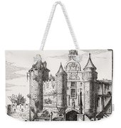 The Great Chatelet Of Paris. Principal Weekender Tote Bag