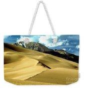 The Great Colorado Sand Dunes Color Print Weekender Tote Bag