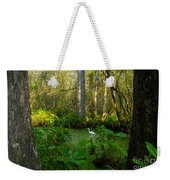 The Great Corkscrew Swamp Weekender Tote Bag