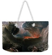 The Great Day Of His Wrath Weekender Tote Bag by Charles Mottram