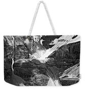 The Great Divide Bw Weekender Tote Bag