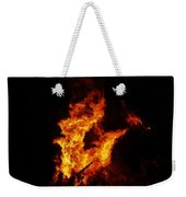 The Great Fire Weekender Tote Bag