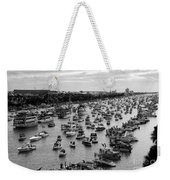 The Great Flotilla Weekender Tote Bag