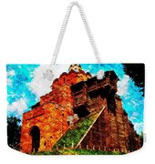The Great Gate At Kiev Weekender Tote Bag