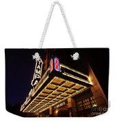 The Great Movie Marquee Weekender Tote Bag