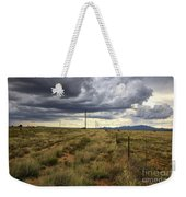 The Great Plains Of New Mexico Weekender Tote Bag
