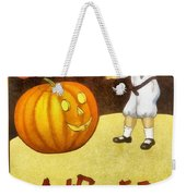 The Great Pumpkin Weekender Tote Bag
