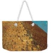 The Great Pyramid. Giza Weekender Tote Bag