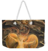 The Great Red Dragon And The Woman Clothed With The Sun Weekender Tote Bag
