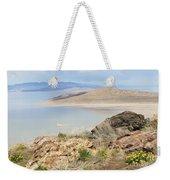 The Great Salt Lake 3 Weekender Tote Bag