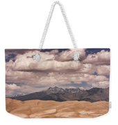 The Great Sand Dunes 88 Weekender Tote Bag by James BO  Insogna