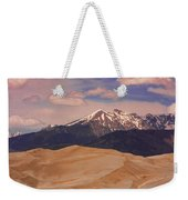 The Great Sand Dunes And Sangre De Cristo Mountains Weekender Tote Bag