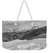 The Great Sand Dunes Bw Print 45 Weekender Tote Bag by James BO  Insogna