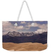 The Great Sand Dunes Panorama 1 Weekender Tote Bag