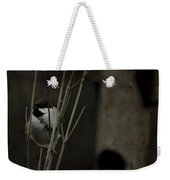 The Great Tit Weekender Tote Bag