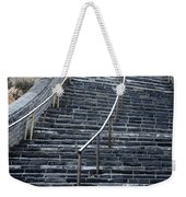 The Great Wall Steps Weekender Tote Bag