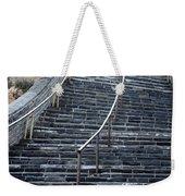 The Great Wall Steps Weekender Tote Bag