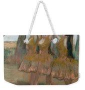 The Greek Dance Weekender Tote Bag