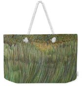 The Green Field Weekender Tote Bag