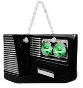 The Green Hornet Black Beauty Clone Car Weekender Tote Bag