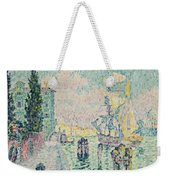 The Green House, Venice Weekender Tote Bag