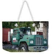 The Green Mack Weekender Tote Bag