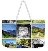 The Green Mountain State Weekender Tote Bag