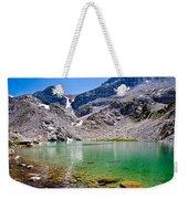 The Green Of Treasure Lake 3  Weekender Tote Bag