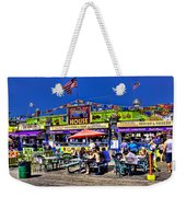 The Grill House Weekender Tote Bag