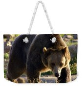 The Grizz Weekender Tote Bag