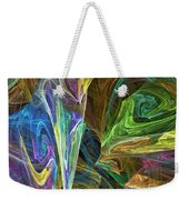 The Groove Weekender Tote Bag