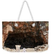 The Grotto Of The God Pan Weekender Tote Bag