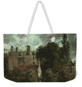 The Grove Or The Admiral's House In Hampstead Weekender Tote Bag