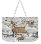 The Gtnp Mule Deer Buck Weekender Tote Bag