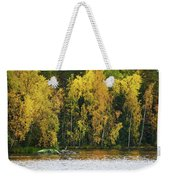 The Guard Of The Island Weekender Tote Bag