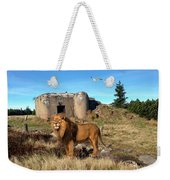 The Guard Of The Ruins 22 Weekender Tote Bag