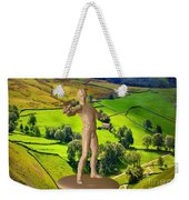 The Guardian Of The Valley Weekender Tote Bag