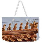 The Guardians Of The Forbidden City Weekender Tote Bag