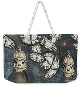 The Guardians Of The Time Stopped Weekender Tote Bag