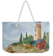 The Guiding Light Weekender Tote Bag