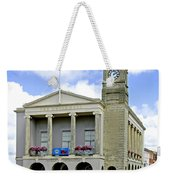 The Guild Hall At Newport Weekender Tote Bag