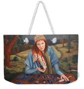The Gypsy Fortune Teller Weekender Tote Bag