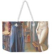 The Hand Refrains 2nd Series Pygmalion 1878 Weekender Tote Bag