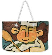 The Happy Chef Weekender Tote Bag