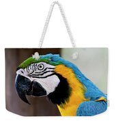 The Happy Macaw Weekender Tote Bag