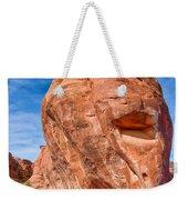 The Happy Rock Weekender Tote Bag