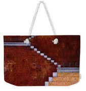 The Hare And The Turtle Weekender Tote Bag